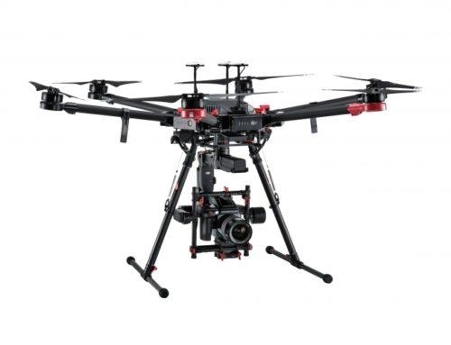 DJI и Hasselblad представили высококлассный дрон-камеру из трёх существующих продуктов